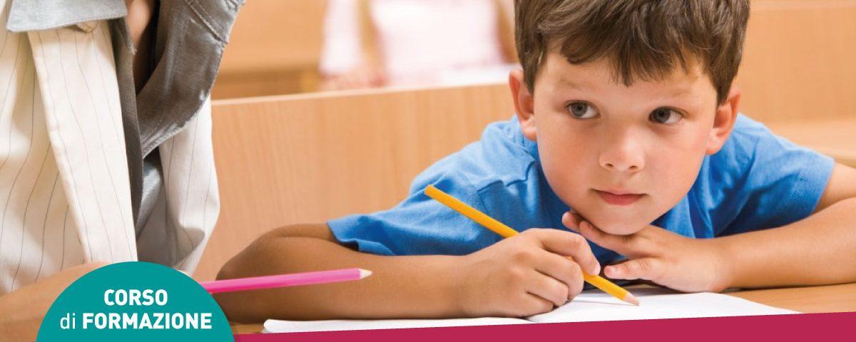 Corso di formazione Quando la scrittura è difficile per i bambini